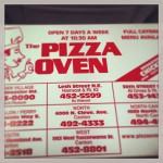 The Pizza Oven in North Canton