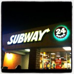 Subway Sandwiches in Fullerton, CA