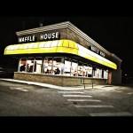 Waffle House in Saint Petersburg