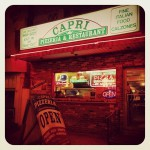 Capri Pizzeria & Restaurant in Lake George