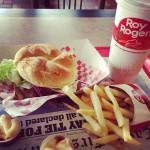 Roy Rogers Family Restaurant in Alexandria