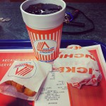 Whataburger in Grapevine, TX