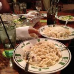 Olive Garden Italian Restaurant in Downey