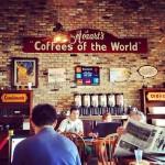 Mozart's Coffee Roasters in Austin, TX