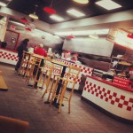 Five Guys Burgers And Fries in Dover