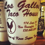 Los Gallos Restaurant in New Braunfels