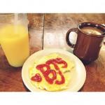 B J'S Diner in Leesville