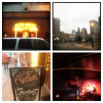 Cliff Bell's in Detroit, MI