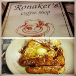 Ronaker's Coffee Shop in San Leandro, CA