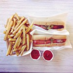 Bolley's Famous Franks in Hallowell