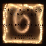 Neighborhood Services in Dallas, TX
