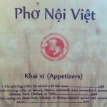 Pho-Noi-Viet in New Orleans, LA