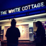 White Cottage in Belleville, IL
