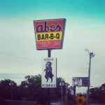 Abe's Bar-B-Q in Clarksdale, MS