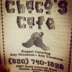 Chacos Cafe in Tucson