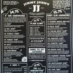 Jimmy John's Gourmet Sandwiches in Atlantic Beach, FL