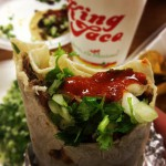 King Taco Restaurant in el Monte