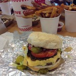Five Guys Burgers and Fries in Kansas City