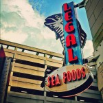 Legal Sea Foods - Restaurants, Park Square in Boston, MA
