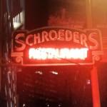 Schroeder's in San Francisco, CA