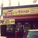 Wings 'N Things in Hempstead