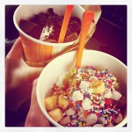 Orange Leaf Frozen Yogurt in Springfield