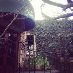 Palmer's Restaurant Bar & Courtyard in San Marcos