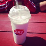 Dairy Queen in Gananoque