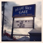 Blue Sky Cafe in Fletcher, NC