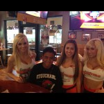 Hooters in San Diego