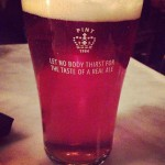 Spinnakers Brewpub & Guest House Restaurant in Victoria, BC