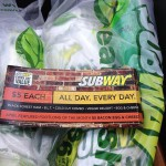 Subway Sandwiches in Lithonia