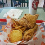 Popeye's Chicken in Memphis