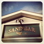 Sandbar in Huron