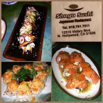 Shoga Sushi in North Hollywood