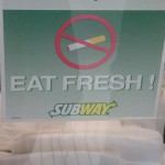 Subway Sandwiches in Bemidji
