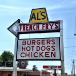 Al's French Fries in South Burlington, VT