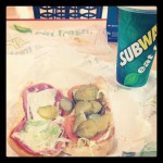 Subway Sandwiches in Newington