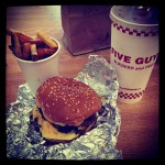 Five Guys Burgers and Fries in Erie