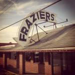 Frazier's Restaurant in Weldon
