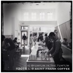 Saint Frank Coffee in San Francisco, CA