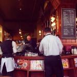 Cafe de la Presse in San Francisco, CA