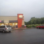 A&W Restaurant in Plattsburgh