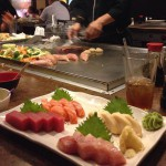 Hanabi Hibachi and Sushi in Fort Worth, TX