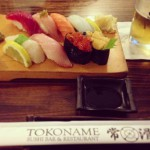 Tokoname Sushi Bar and Restaurant in Kailua, HI