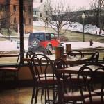 Depot Square Pizzeria in Northfield, VT