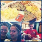 Waffle House in Jennings