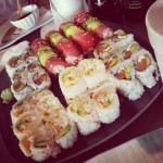 Oishi Sushi in Lafayette