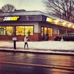 Subway Sandwiches in West Haven