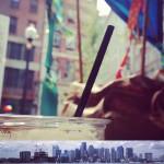 Flat Black Coffee Co in Boston